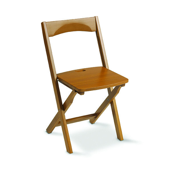 Складной деревянный стул Arredamenti - DIANA CHERRY