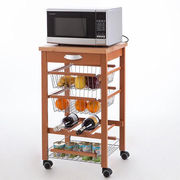 Кухонный разделочный стол-тумба Arredamenti - ARTURO CHERRY