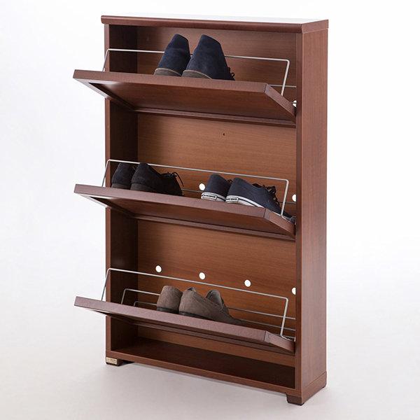 Тумба для обуви 3 ящика Arredamenti - GIOIA NOCE