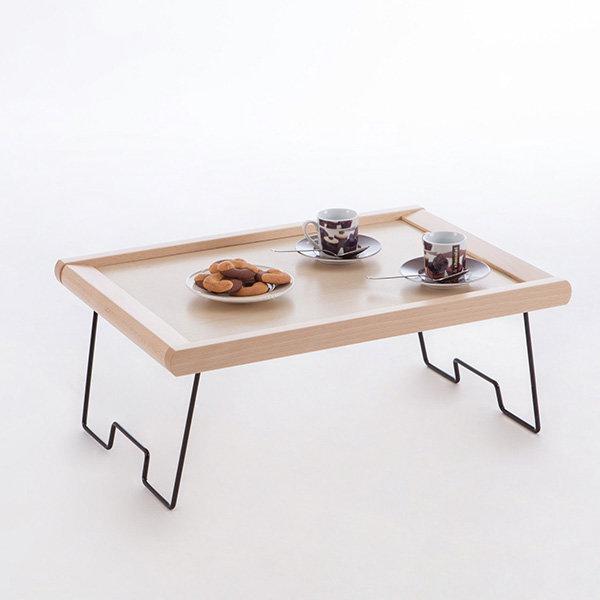 Столик поднос для завтрака Arredamenti - MELFO NATURAL