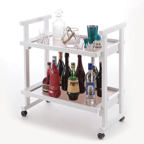 Стол сервировочный на колесиках Arredamenti - ANTHONY BIANCO